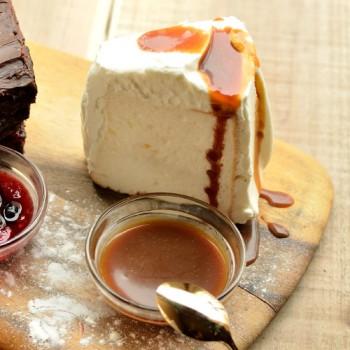 キャラメルケーキ2